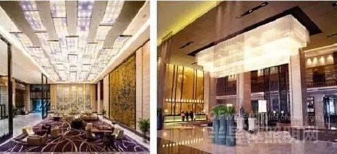 酒店照明设计与LED灯具之间配搭技术解析