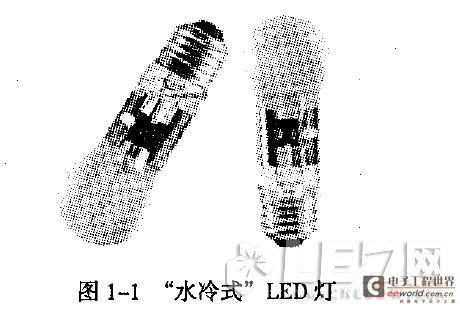 LED照明散热技术现状及进展