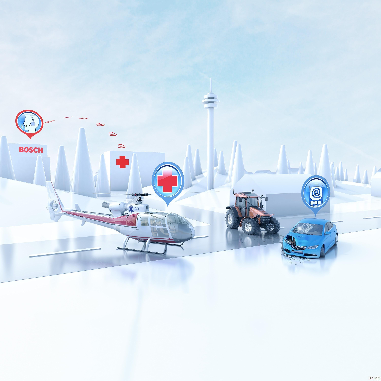 博世在中国成立新的通讯服务中心