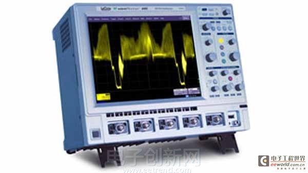 利用力科示波器分析跳频信号