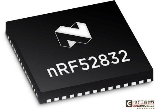 Nordic nRF52系列全新登场,助力蓝牙4.2创新发展