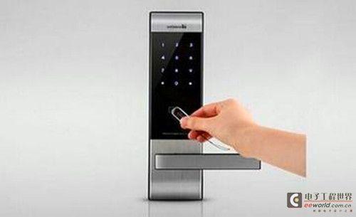 电子防盗报警锁的功能和特点介绍