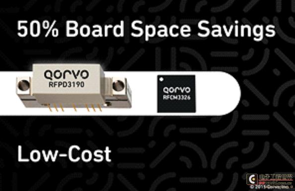 Qorvo在升級DOCSIS3.1中結合GaN on SiC技術降低成本