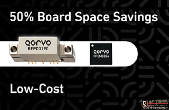 Qorvo在升级DOCSIS3.1中结合GaN on SiC技术降低成本
