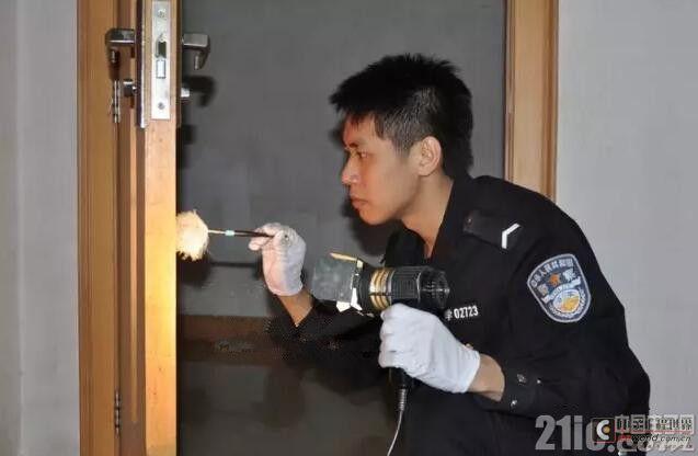 LED光源在刑事技术领域的应用优势