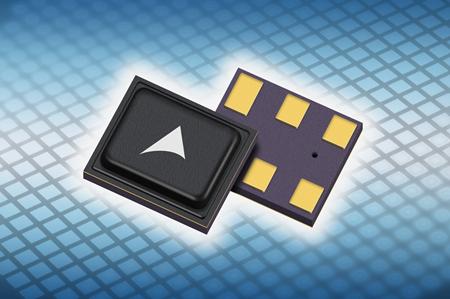爱普科斯生产的T5410微型数字接口传感器亮相本届高交
