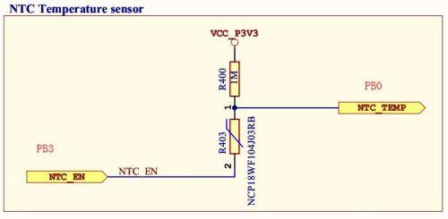 XMEGA128学习笔记8-负温度系数热敏电阻NTC
