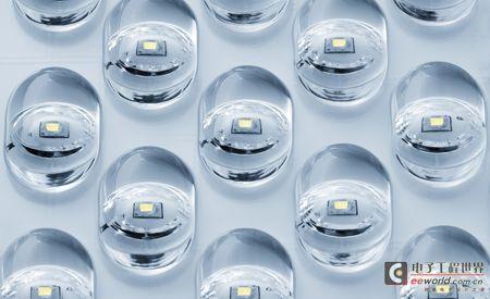 德路工业投入生产适用于照明模块的LED兼容产品