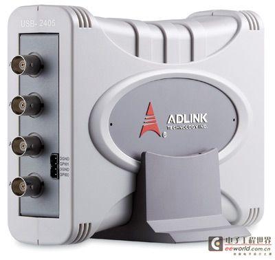 凌华科技旗下所有USB数据采集模块支持Mac和Linux操作系统