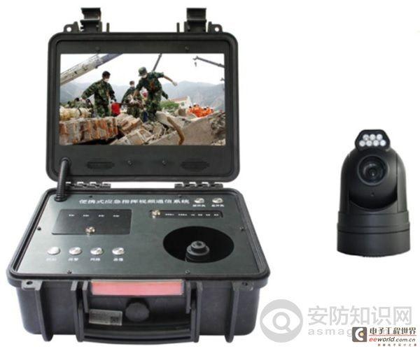 移动监控 便携式移动布控设备 便携式移动布控系统