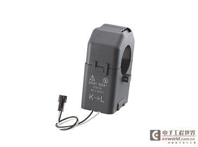 钳式交流电流传感器扩大600A产品阵容
