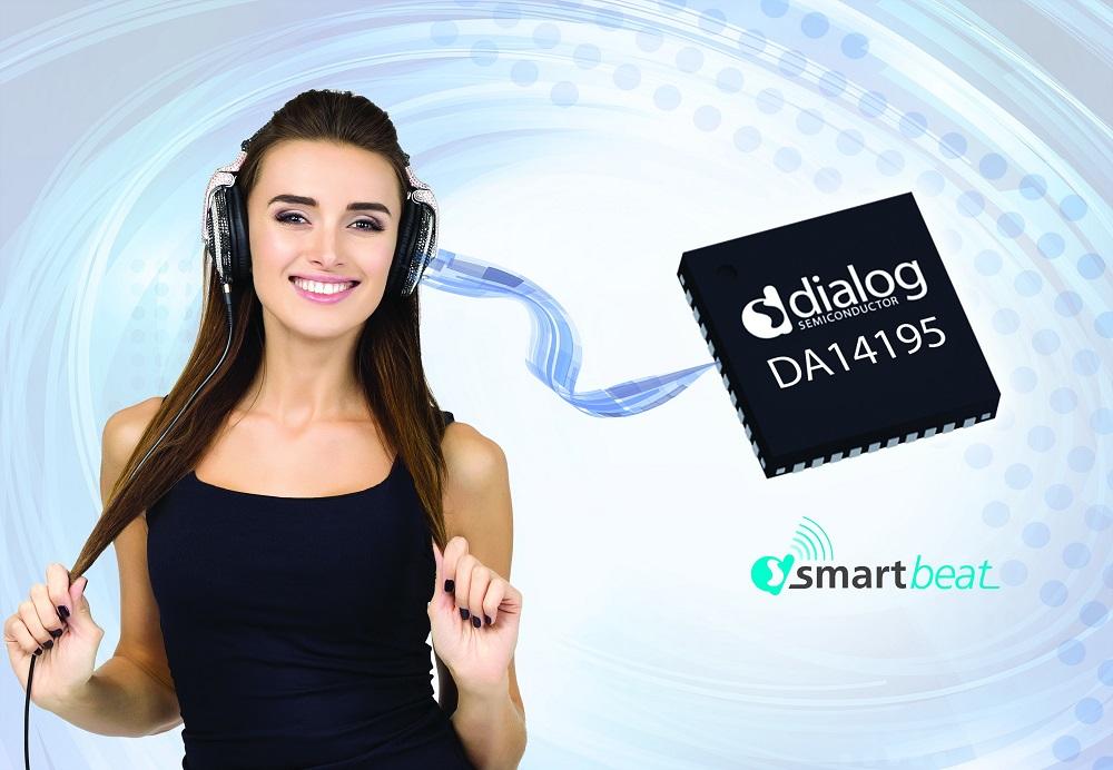 Dialog公司SmartBeat™音频IC带来全新沉浸式耳机听觉体验