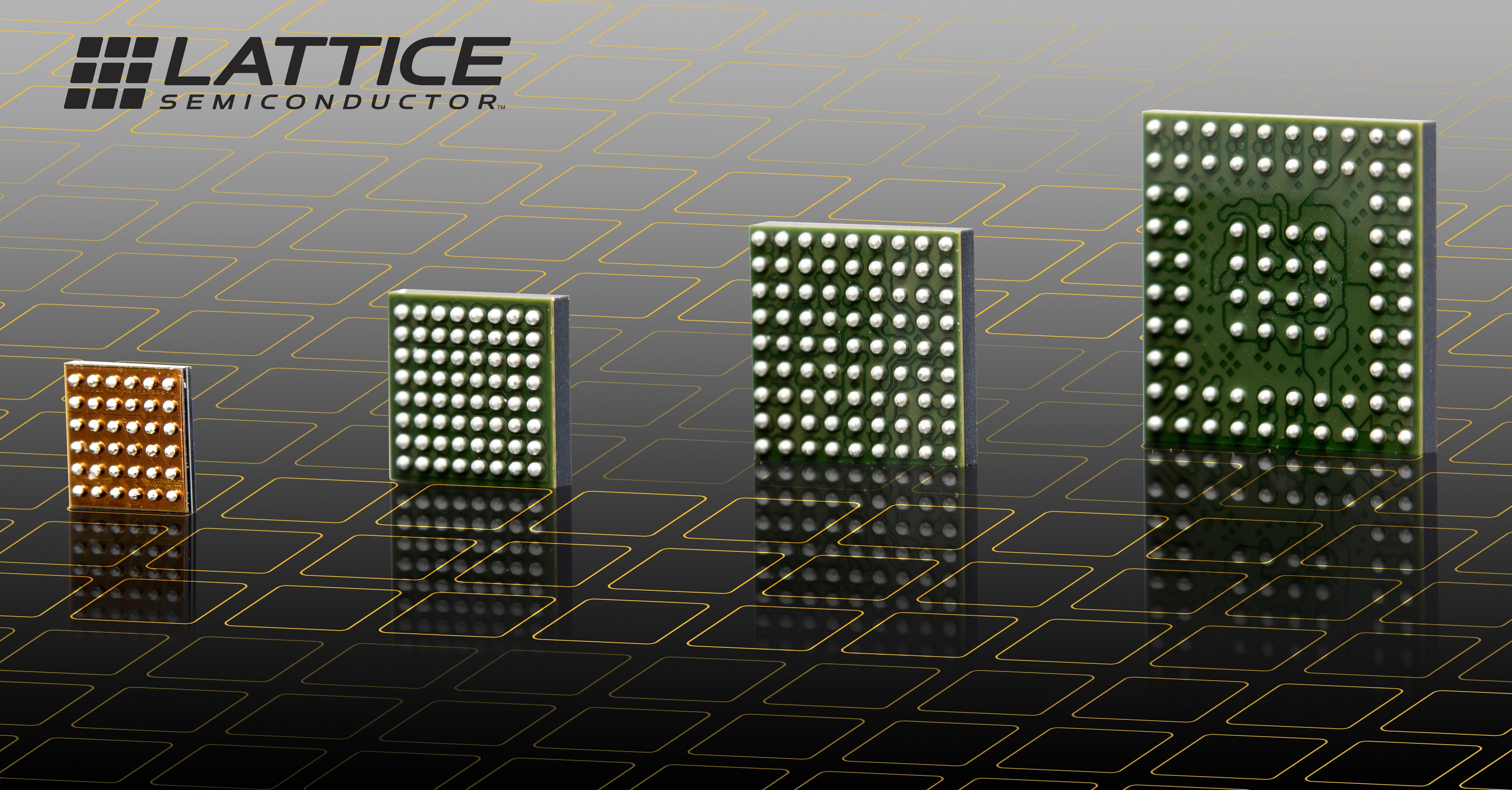 萊迪思推首款用于移動圖像傳感器/顯示屏的可編程橋接器件