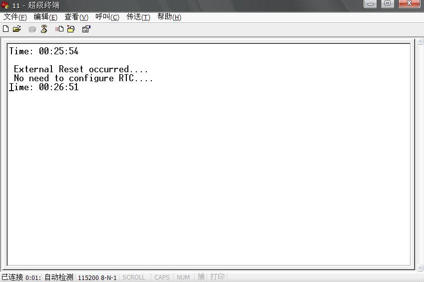 STM32 RTC测试成功_只显示时分秒- ARM单片机- 电子工程世界网