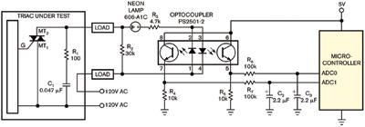 图5RC滤波器使你可以采用PWM信号