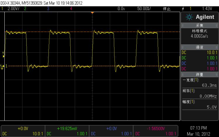 NEC V850 之 系统时钟及内部设备时钟 - 豆子 - 代码豆子