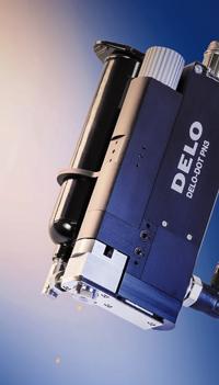 来自德路(DELO)的新式微量喷胶阀