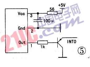用单片机解码红外遥控器(TC9012)