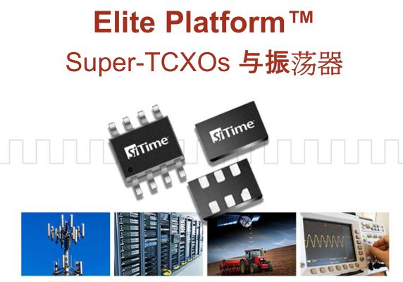 SiTime打造高精度MEMS振荡器,颠覆电信与网络计时市场