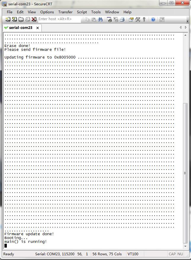 STM32串口IAP - ziye334 - ziye334的博客