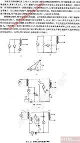 音频变压器漏电感的测量