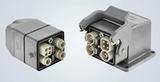 Han-Modular® Twin:非常适合电机连接使用的角型外壳