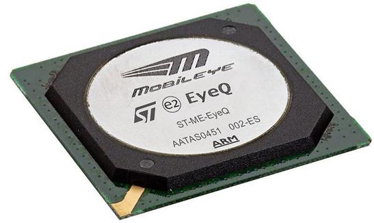 大联大友尚集团推出ST和Mobileye合作开发EyeQ®5芯片