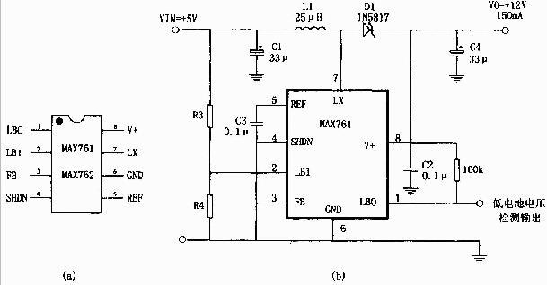 5v控制24v电路_12V升压18V 24V 32V 36V 42V升压电路 - 模拟电源 - 电子工程世界网
