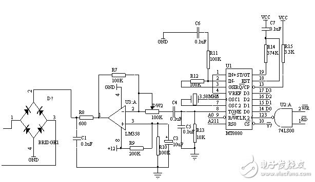 智能家电报警系统电子电路设计指南