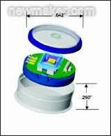 纽扣式温度记录仪在食品安全中的应用