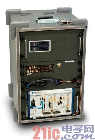德国IAV使用NI射频仪器实现汽车无线电与导航系统测试平台