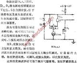简易土壤湿度测试器电路图