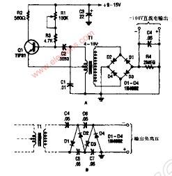 入12V输出的直流降压电路图片