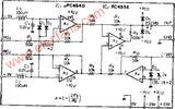 适用于电阻电桥传感器的高输入电阻传感放大器