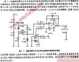 温度系数可正可负设定的温宿补偿用电压电路图