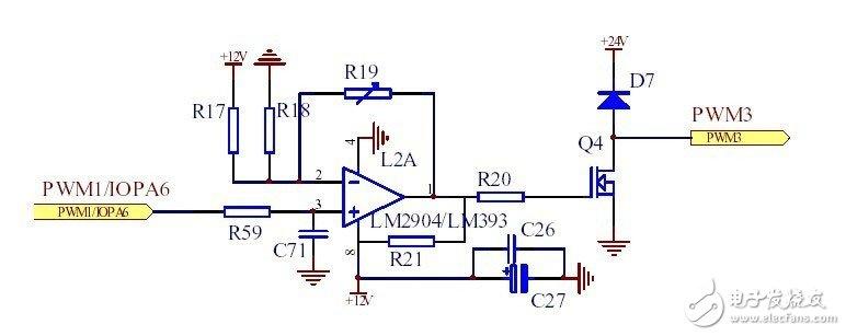 机械手视觉系统外围电路设计攻略
