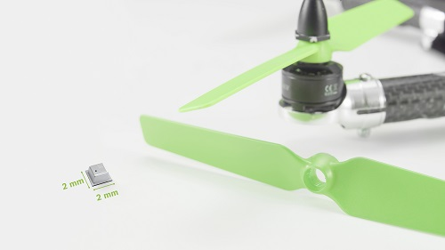 博世推出推出尺寸最小的高性能气压传感器