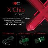 <font color='red'>FTDI</font>发表新的高效能USB传输线和模块
