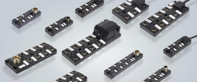 全新浩亭传感器执行器配线盒令安装更快速