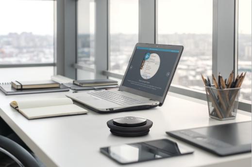 捷波朗发布全新扬声器Speak 710,让会议协作更灵活