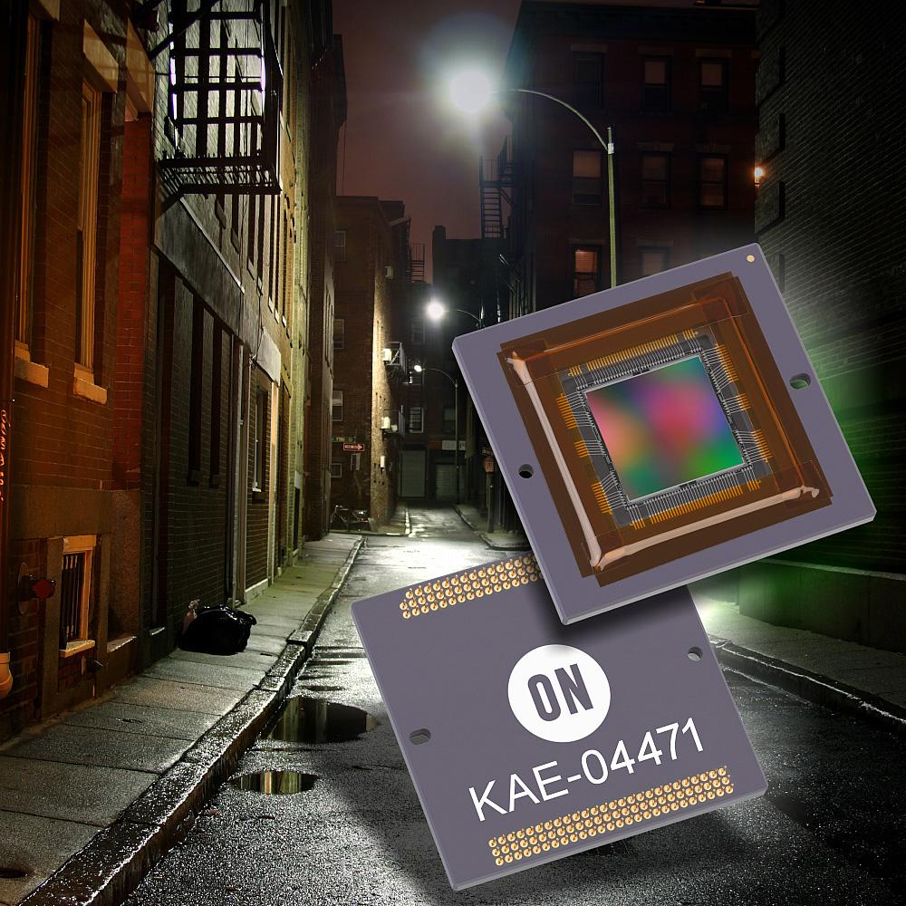 安森美半导体扩展领先的图像传感器阵容