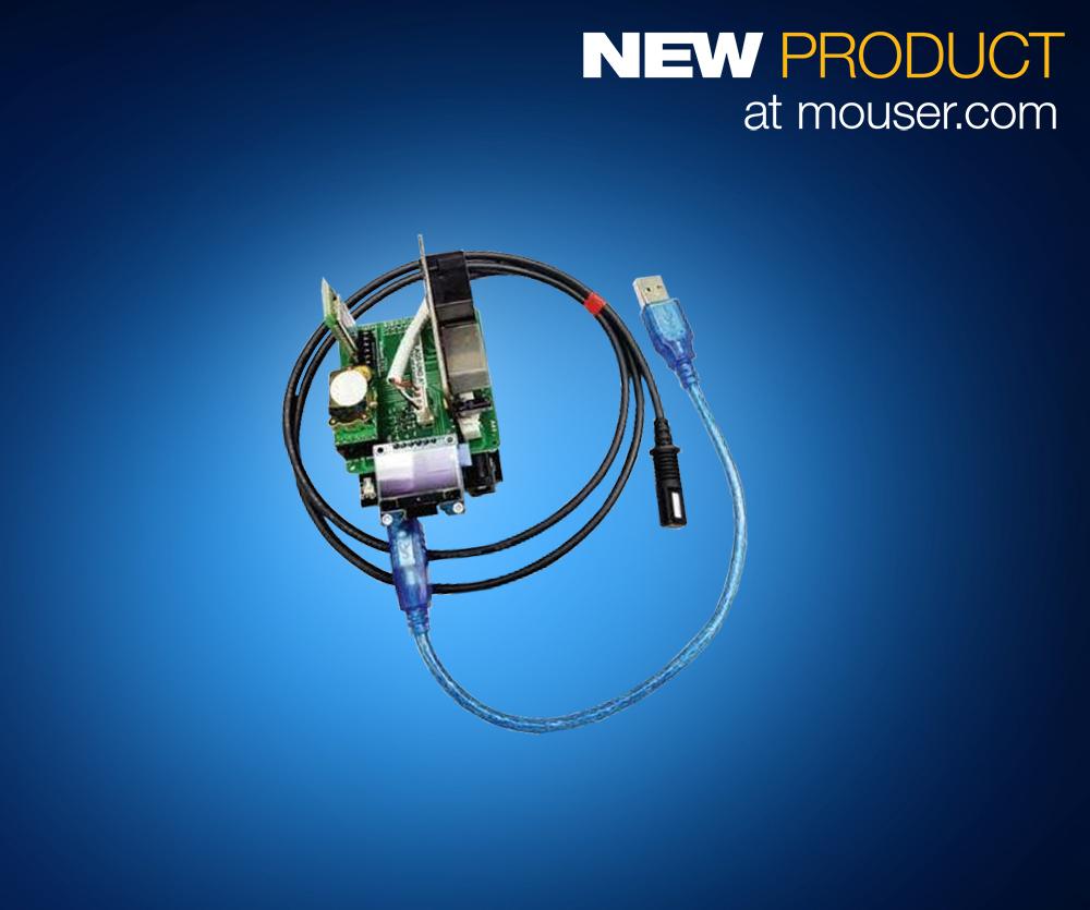 贸泽电子备货Amphenol Advanced Sensors的空气质量传感器评估板