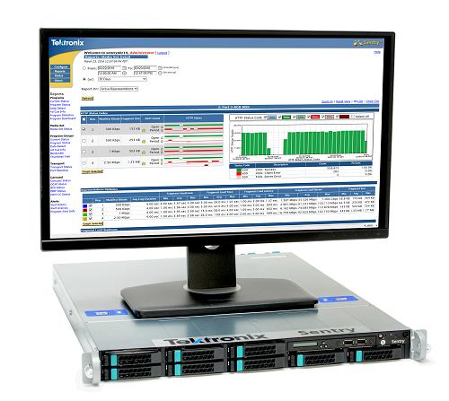 泰克混合IP/SDI媒体分析、4K/HDR和ABR监测解决方案