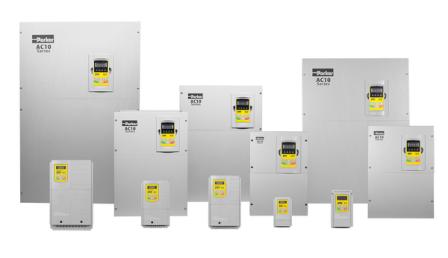 派克多功能AC10 系列紧凑型驱动器的性能230V扩展到15 kW