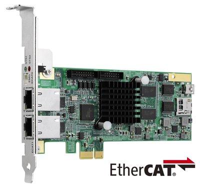 凌华科技发布旗下首款EtherCAT 运动控制卡