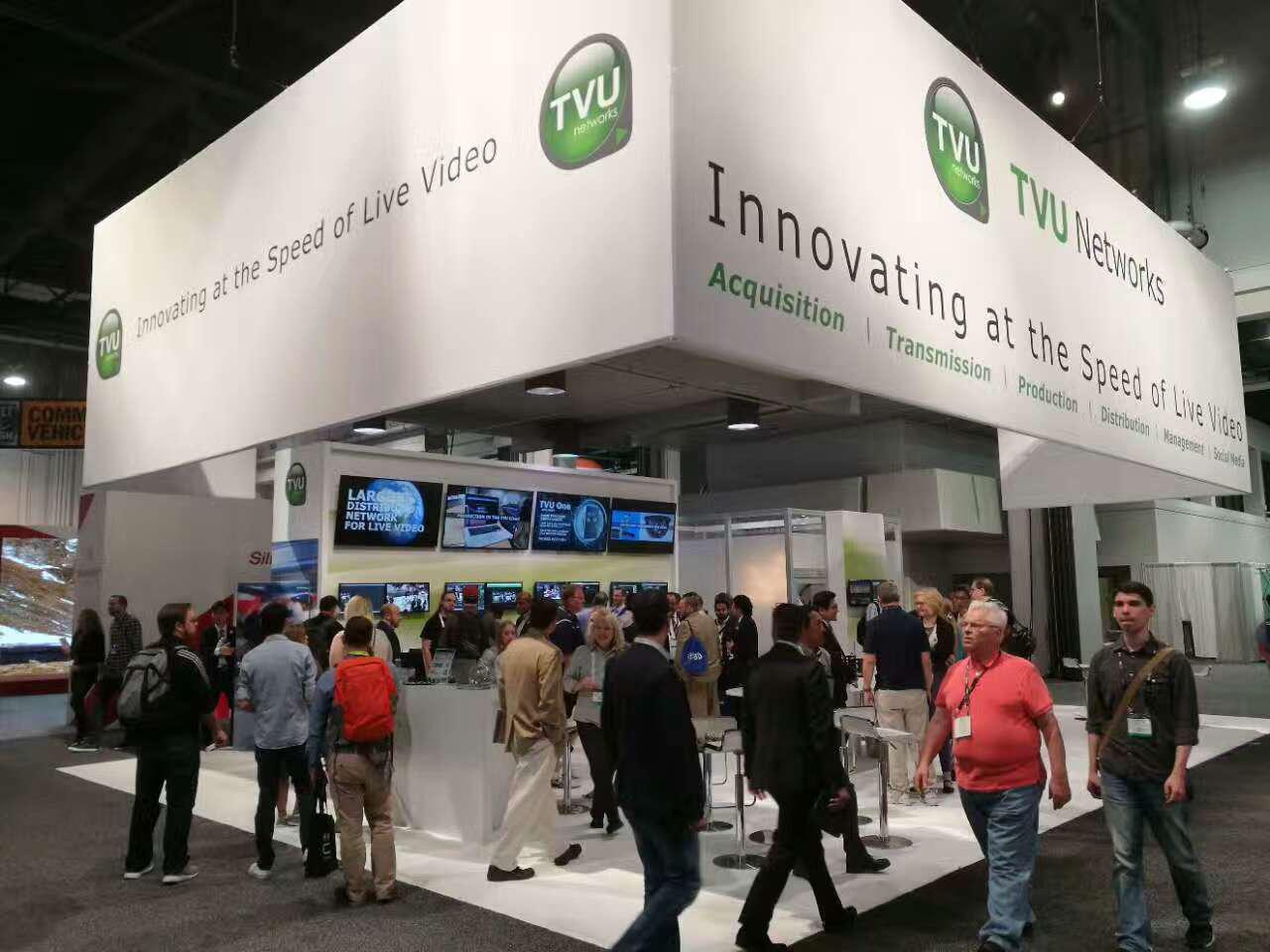 TVU Networks 端到端IP视频生态系统惊艳2017全美广播电视展