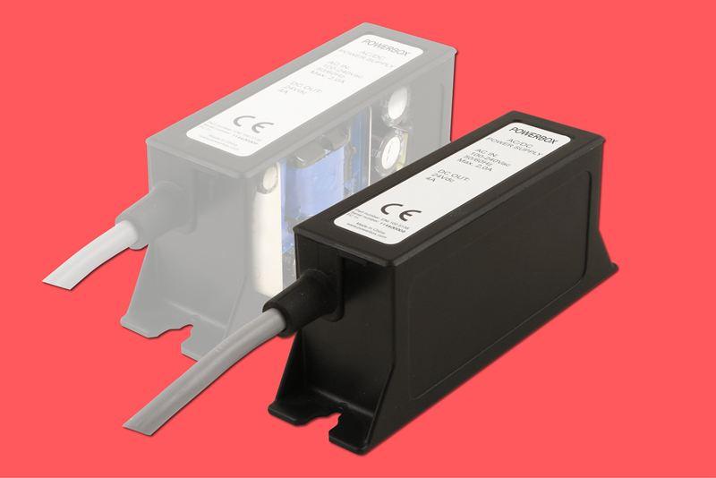 Powerbox 的用于工业系统集成的封装式电源