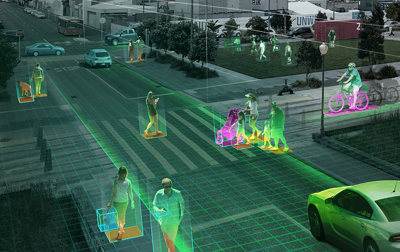 NVIDIA推出用于视频分析的Metropolis端到云平台