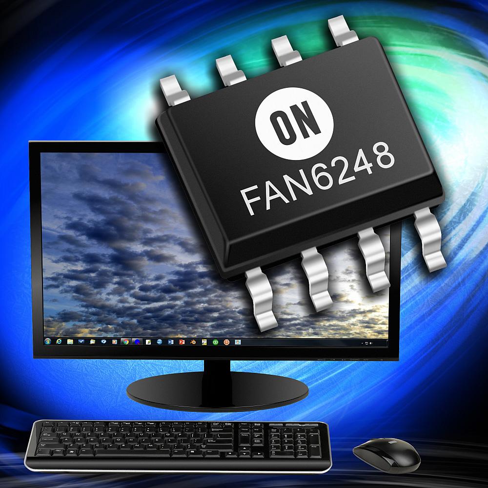 先进的同步整流控制器为基于LLC的电源设计提供简化设计等