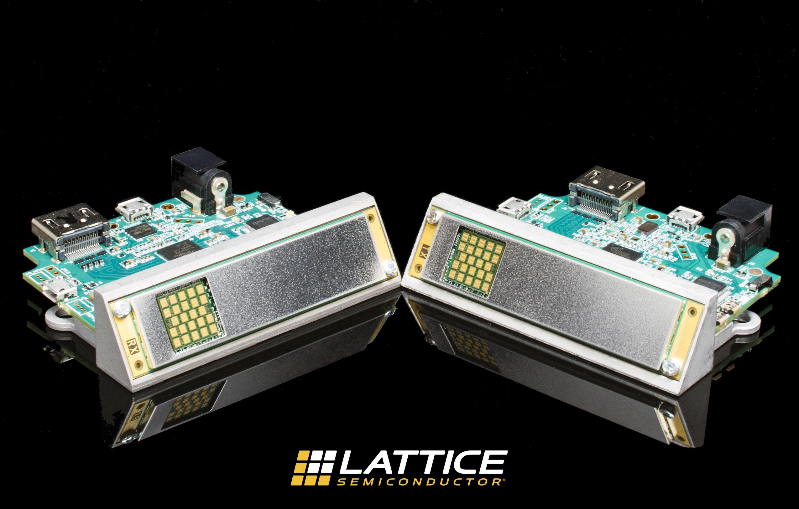 莱迪思半导体推出支持蓝光质量视频的超高清无线解决方案